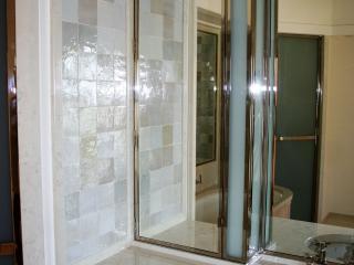 Armoire de toilette à miroir
