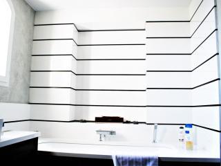 Habillage mural de salle de bain