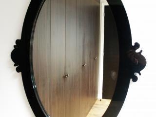 Encadrement décoratif de miroir