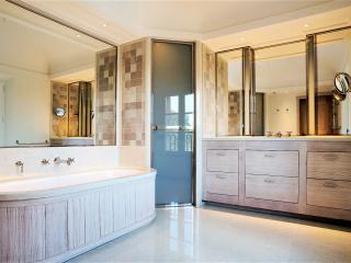 Salle de bain en mélèze