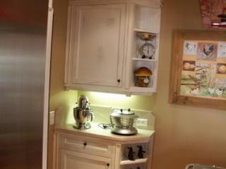 Créaton de cuisine à l'anglaise ou cuisine cottage